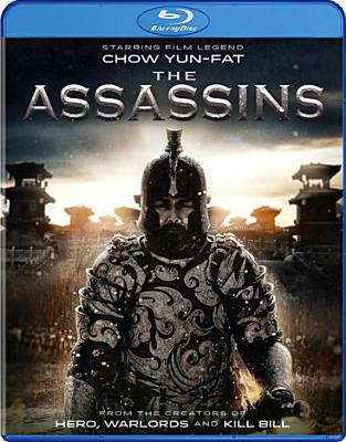 ASSASSINS BY LIU,YIFEI (Blu-Ray)
