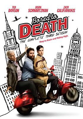 BORED TO DEATH:COMPLETE THIRD SEASON BY BORED TO DEATH (DVD)